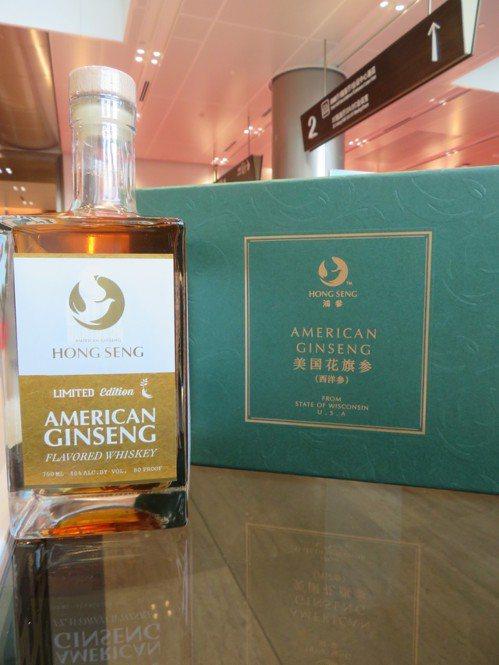 富士康為平衡自身對外貿易,如今也開始在大陸賣起一瓶定價人民幣1,000元(約新台...