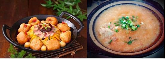 績溪的撻粿、炒米粉,是當地名菜。圖/取自新浪網