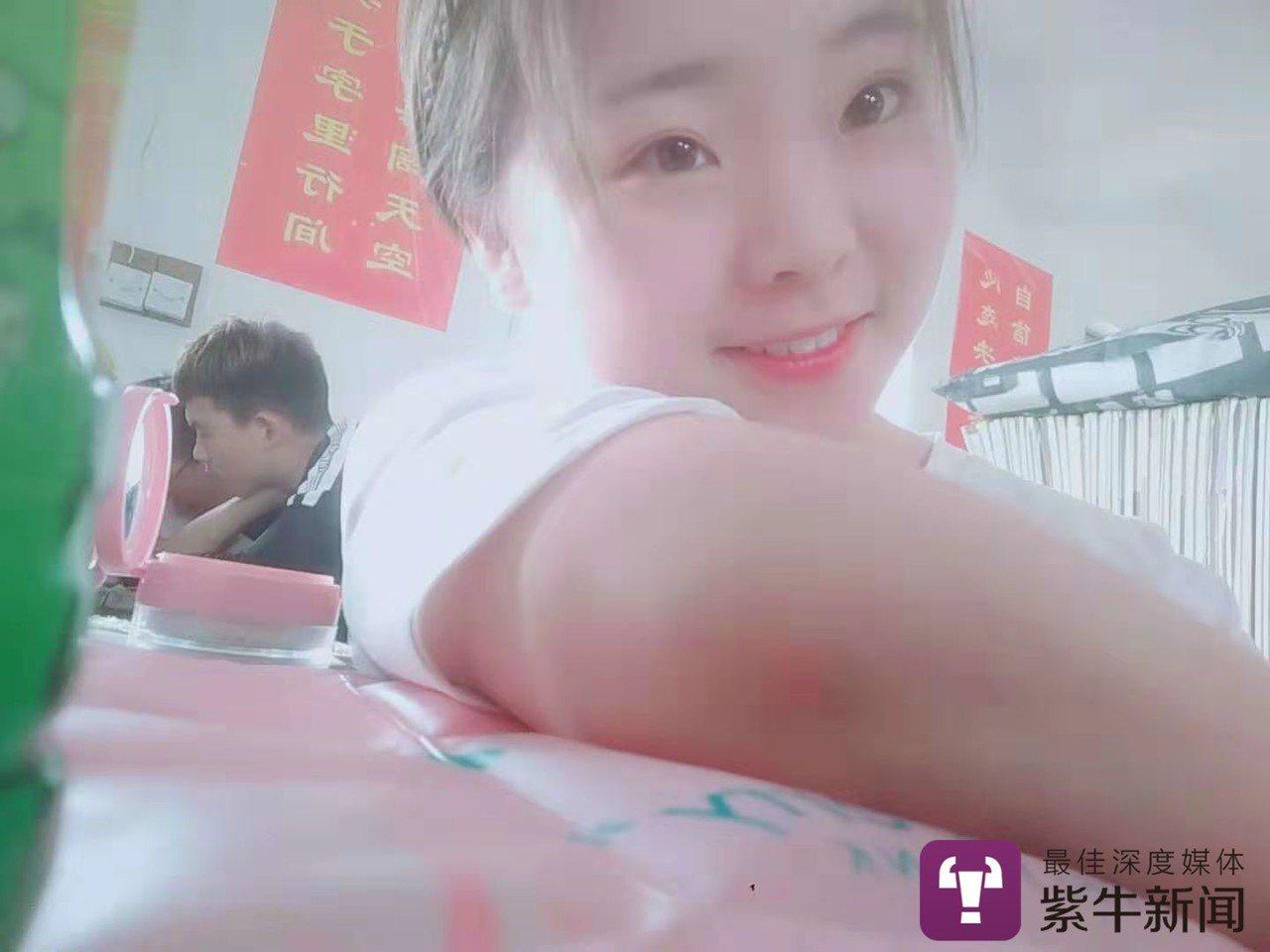 河南17歲少女李辰璽。圖取自紫牛新聞
