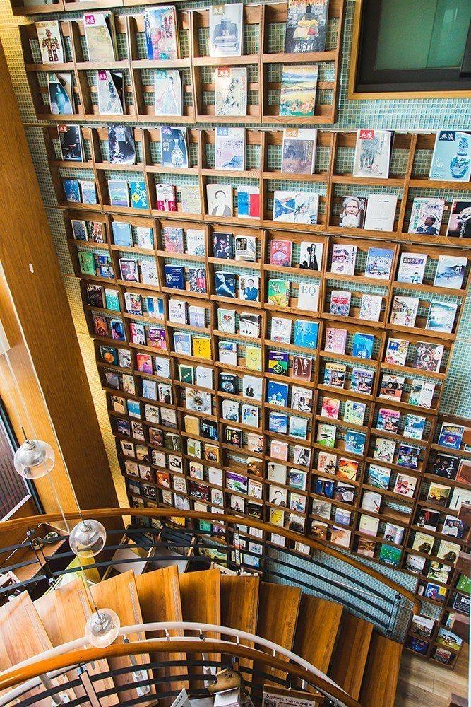 羅布森書蟲房。圖/uStory有故事提供