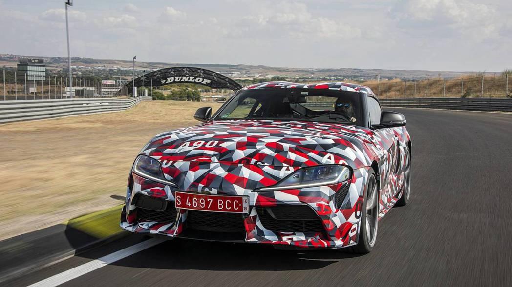Toyota Supra和BMW Z4可以說是同款不同師傅。 摘自Toyota