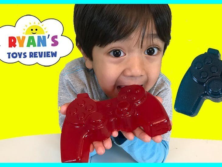 Photo Credit: Ryan ToysReview YouTube