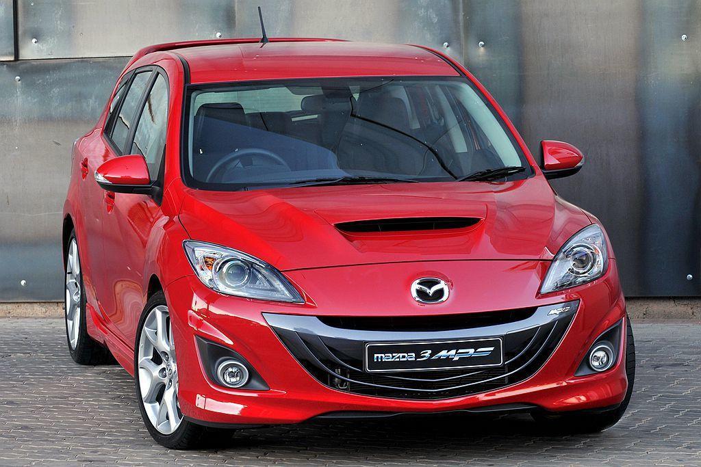 第二代Mazda3 MPS。 圖/Mazda提供