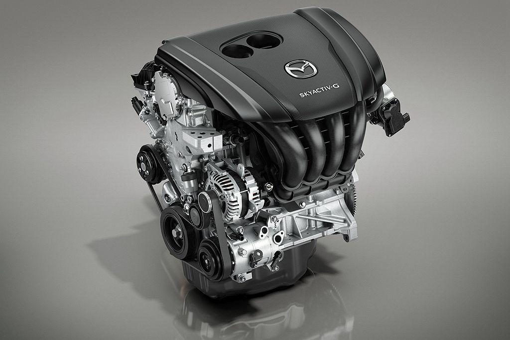 Mazda汽車未來將繼續專注在燃油引擎上。 圖/Mazda提供