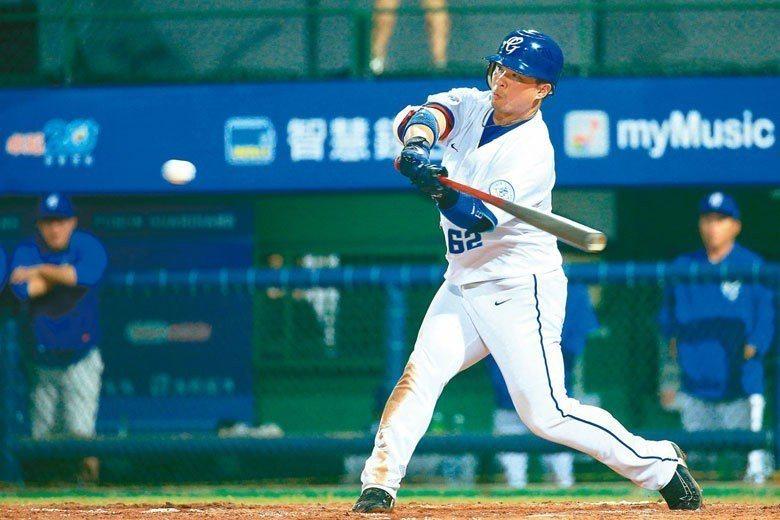 吳宗峻是有經驗和實力的打者,即使無法先發,當板凳殺手也不錯,可惜球隊愛用球星或新...