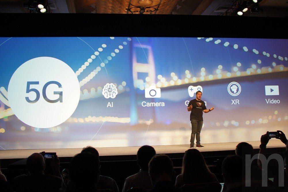 Snapdragon 855處理器運算將無縫銜接5G連網應用