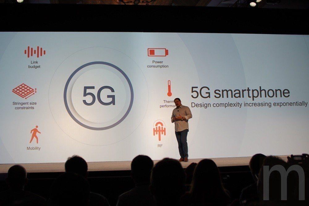 5G網路中另一個挑戰,則是與人直接連接的終端裝置設計,畢竟現行消費市場已經很難回...