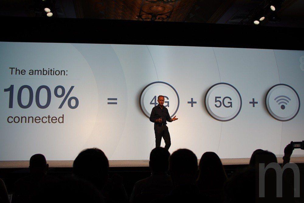 EE認為搭配現有4G與Wi-Fi技術才能讓5G網路更加完整