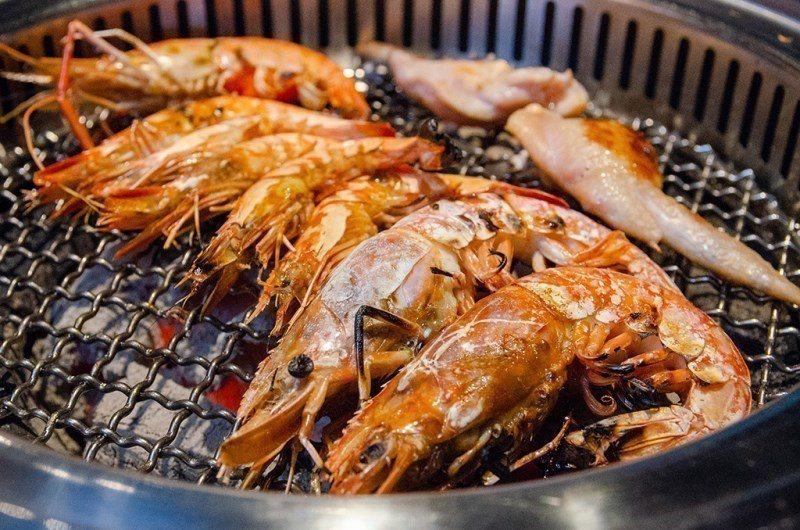(圖/台灣旅行趣) ▲種類豐富的蝦種。