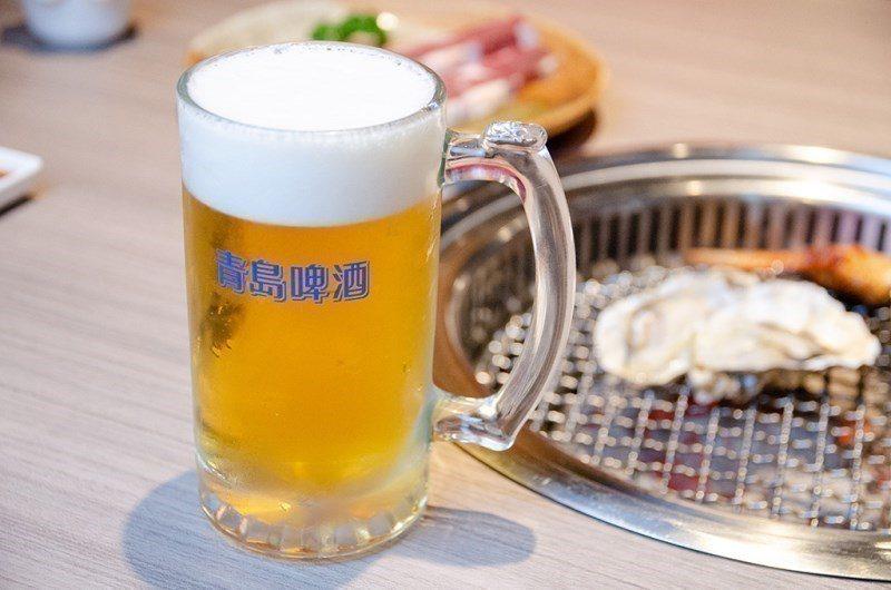 (圖/台灣旅行趣) ※ 提醒您:禁止酒駕 飲酒過量有礙健康 ▲大杯啤酒...