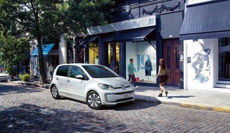 2019 Volkswagen e-Up變便宜了?配備還更好!