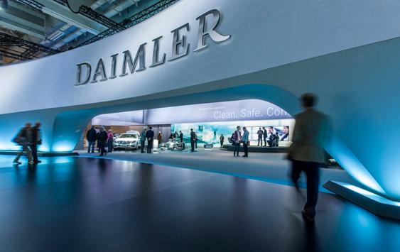 德國豪華車廠戴姆勒傳出,希望增持在大陸合資企業的股份,將持股比從49%提高到至少...