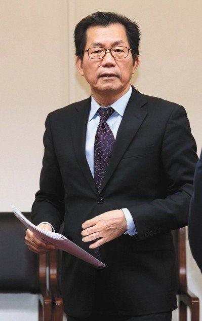 環保署長李應元卸任。 圖/聯合報系資料照片