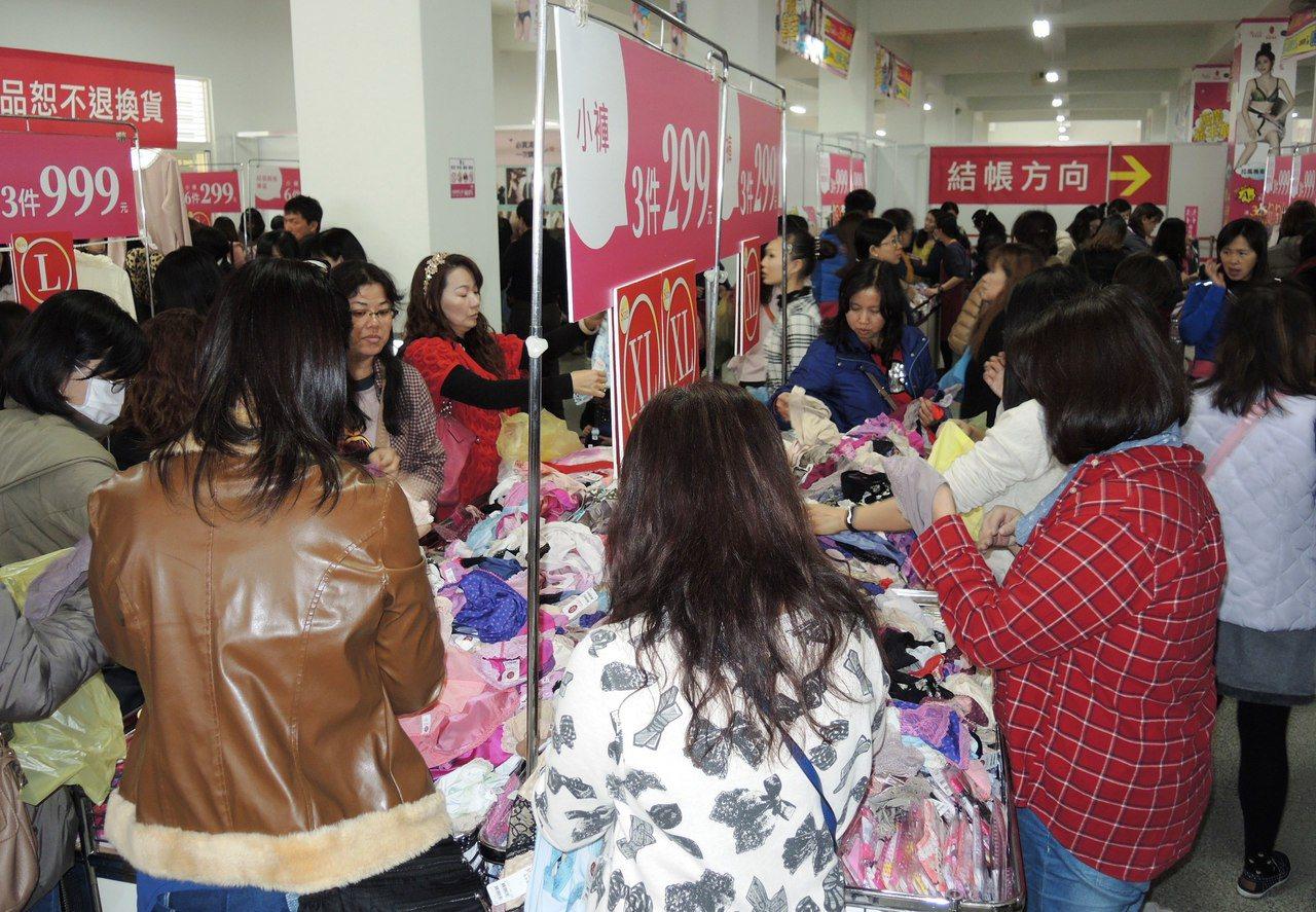 彰化縣在地知名的女性內衣大廠、曼黛瑪璉&瑪登瑪朵去年推出「廠慶嘉年華」活動,天天...