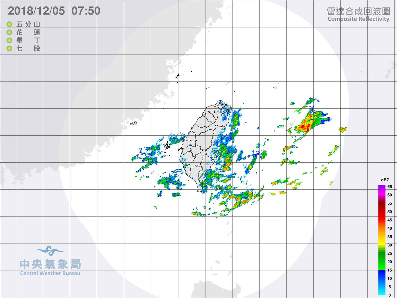 北台灣迎風面今晨開始下局部雨,明晚至周六另一波較強冷空氣影響,氣溫下降,台北市最...