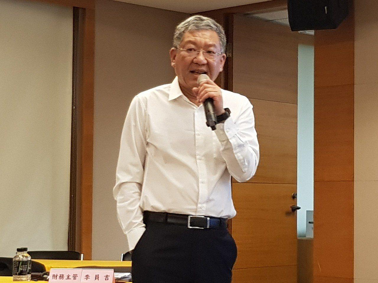 華豐總經理王嶠奇。 記者曾仁凱/攝影