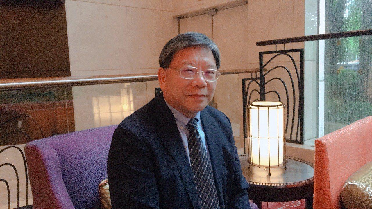 全球PCB龍頭臻鼎-KY(4958)今日公布11月營收約逾149.1億元,圖為董...