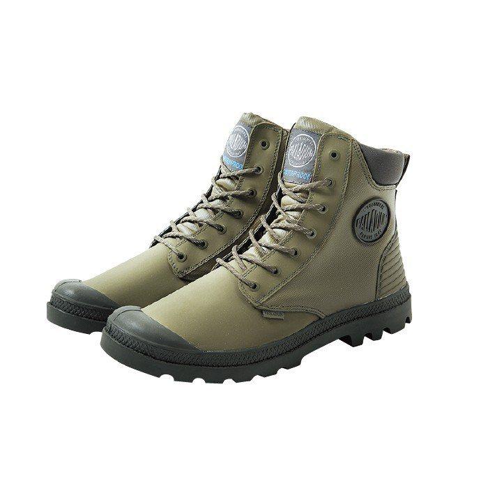 Palladium防刮橡膠防水軍靴原價3,480元,特價3,306元(台北信義新...