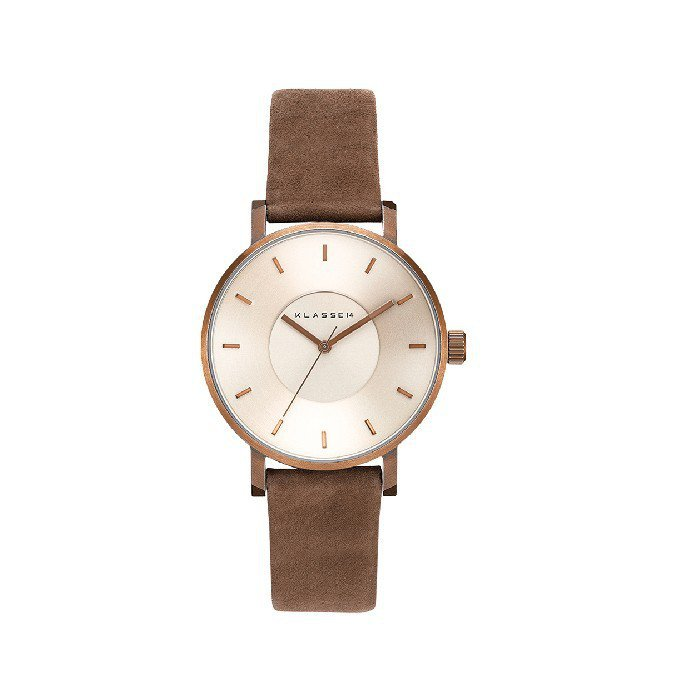 PAIDEL Klasse14 Vintage Gold系列腕錶推薦價7,980...