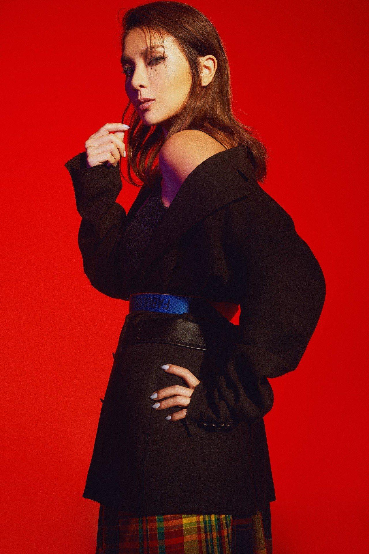 亞洲首席女 DJ 浩室酷姬 DJ COOKIE。 圖/業者提供