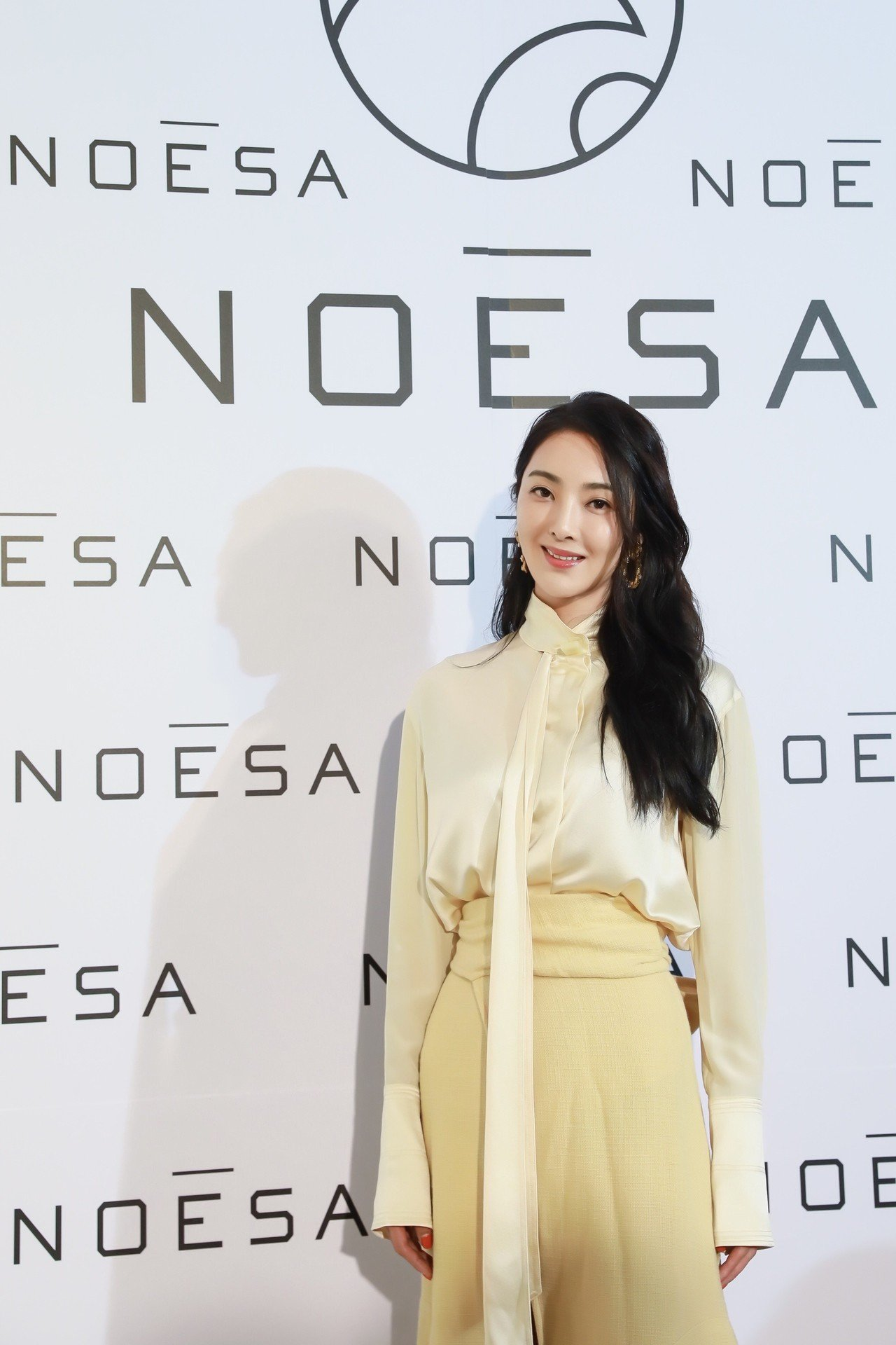 時尚媽咪吳速玲出席NOESA BLOSSOM SELECTION「光子花妍萃」神...