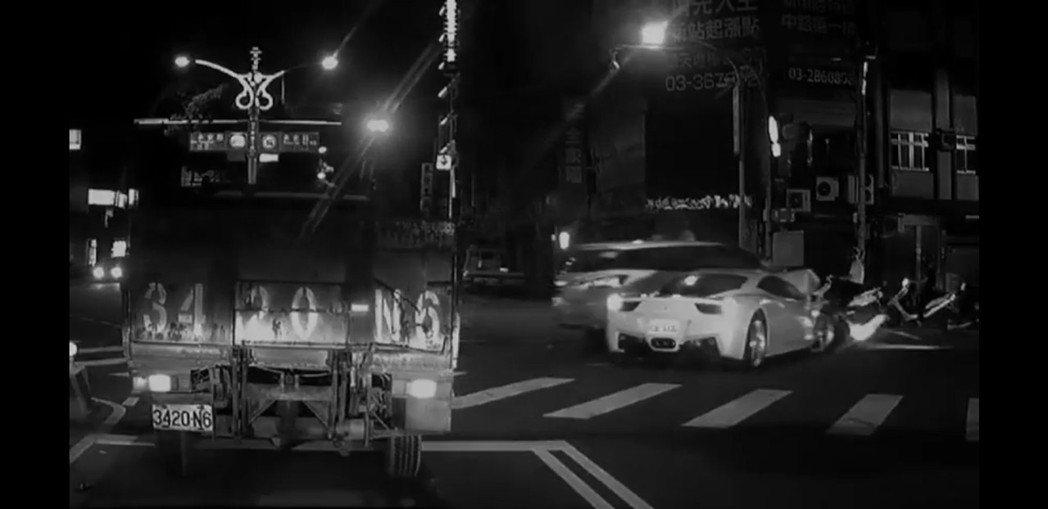 名導鈕承澤曾觸犯要塞堡壘地帶法,替台北地檢署拍攝修復式司法微電影。圖片來源:翻攝
