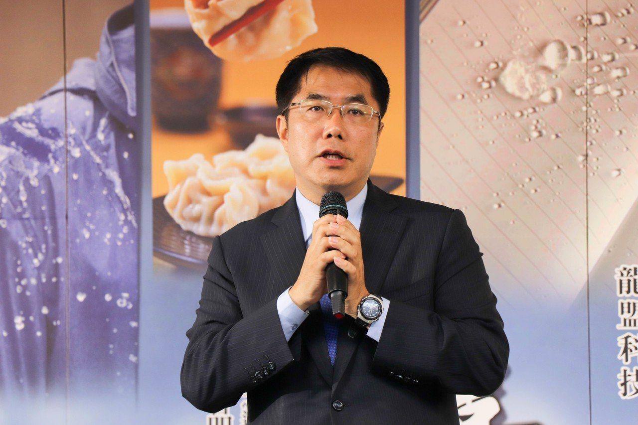 台南市長當選人黃偉哲上任首要任務,還包括改善交通、拚經濟。 圖/聯合報系資料照片