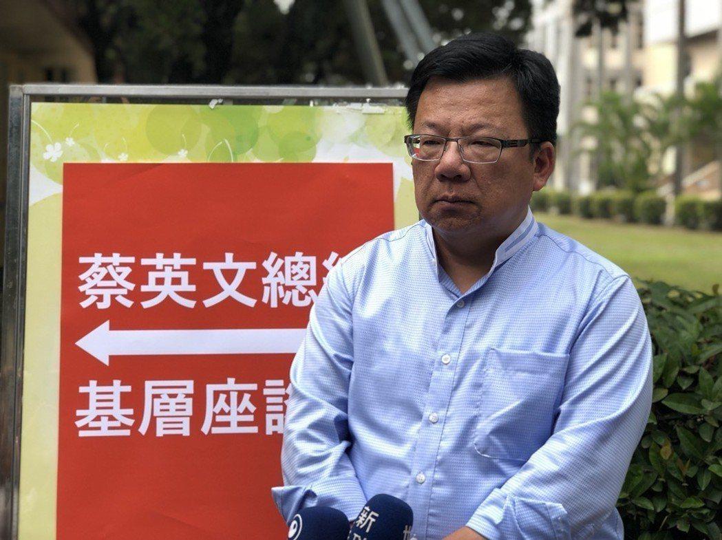 民進黨立委李俊俋日前透過臉書主張,黨內中生代提早全面接班。 圖/聯合報系資料照片