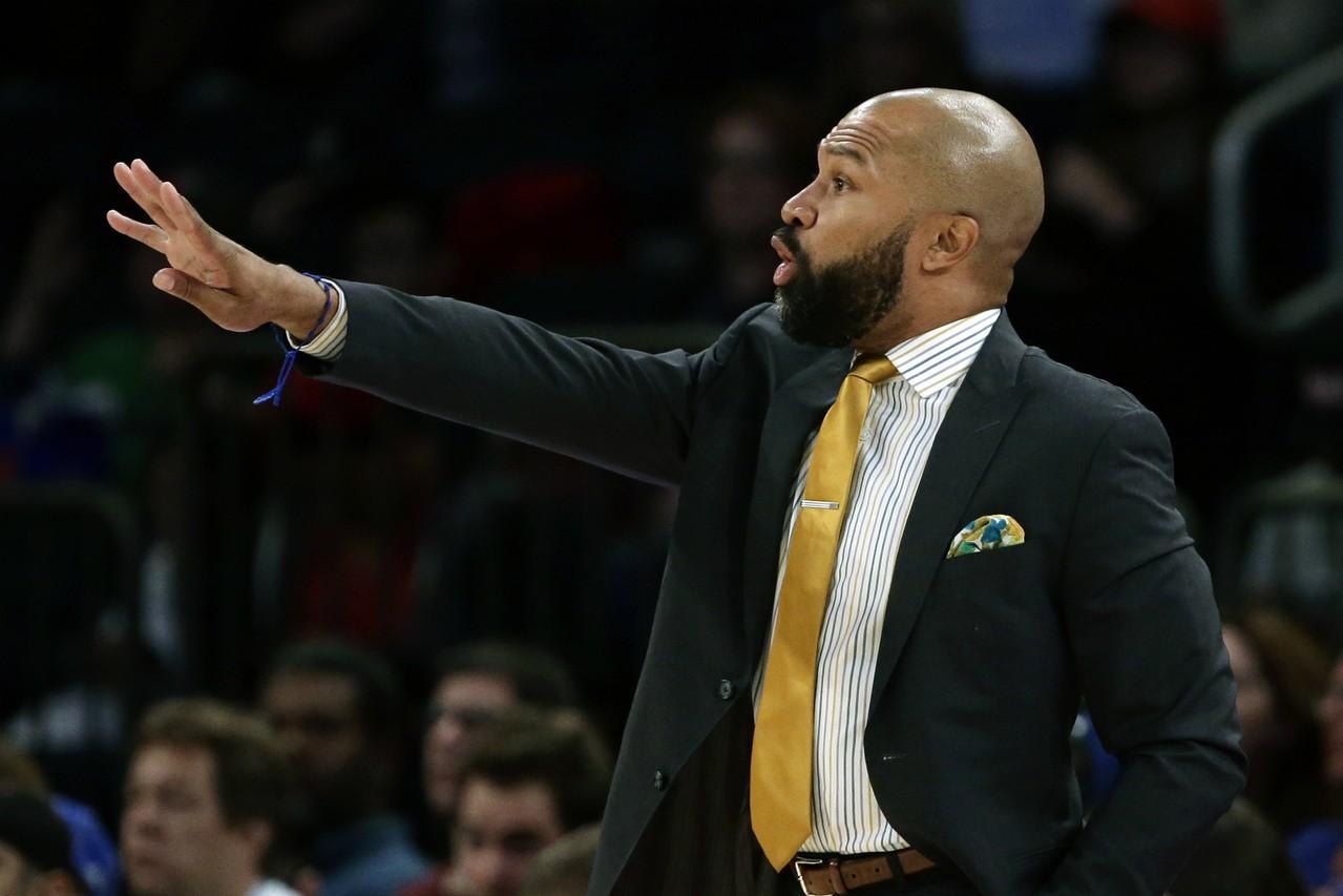 WNBA洛杉磯火花隊今天宣布,聘請費雪出任球隊第12位總教練。 歐新社