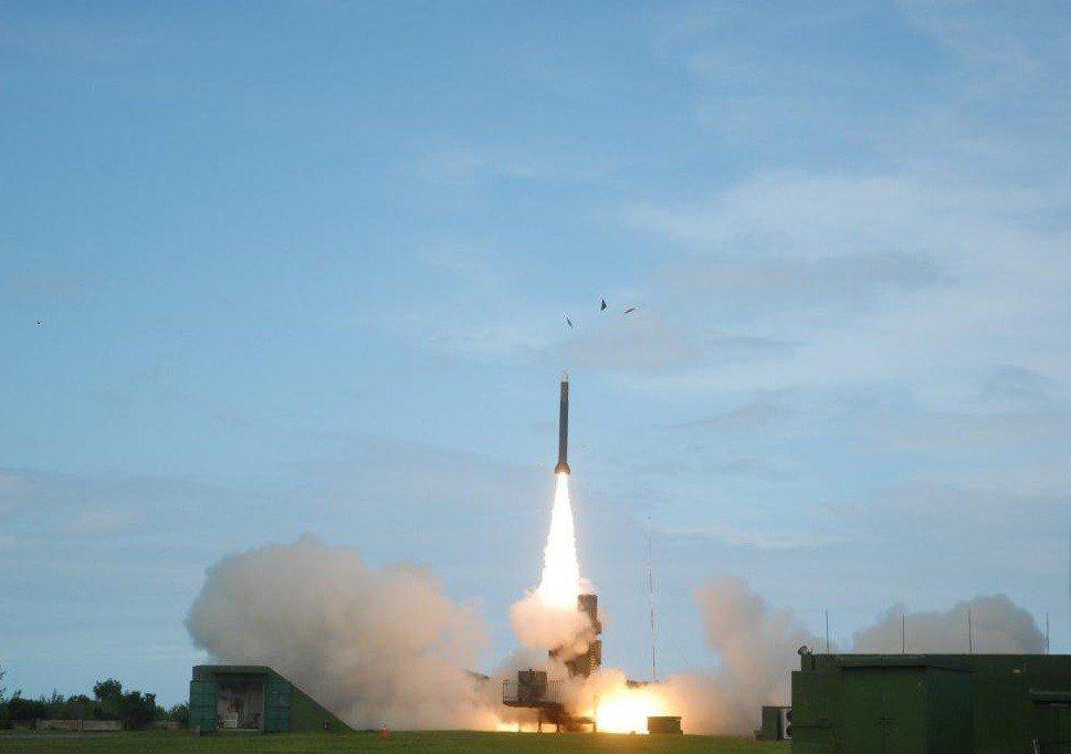 天弓三型飛彈。擷自中科院