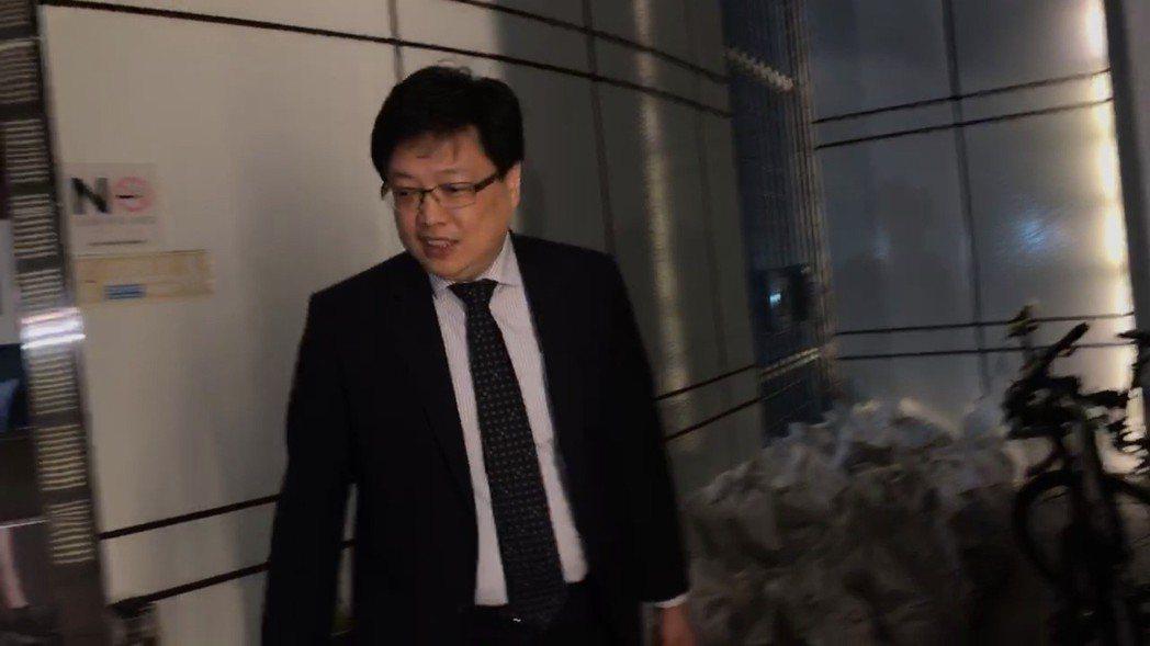 鈕承澤律師。記者柯政達/攝影