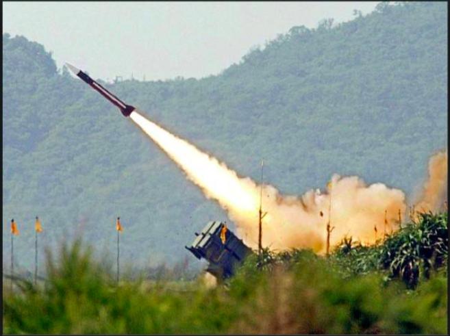 愛國者三型飛彈。 圖/聯合報系資料照片