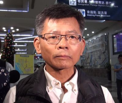 前高雄縣長楊秋興這幾天到澳門參加論壇,並在臉書PO文提到「遠離台灣的政治紛擾真棒...
