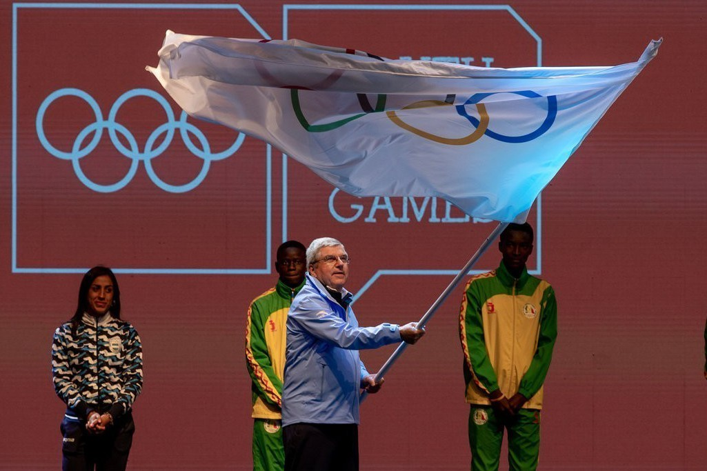 南北韓計劃明年2月向國際奧會正式表達聯合申辦2032年夏季奧運會的意願。 路透