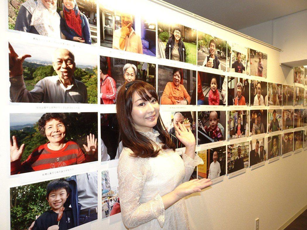 37歲的步理惠子大學時代首度到台灣旅遊。2013年起在台灣住,期間閃嫁台灣人,生