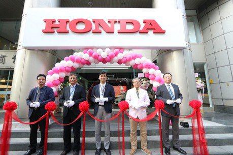 Honda品牌新體驗 「Honda Welcome Plaza」品牌形象館正式成立