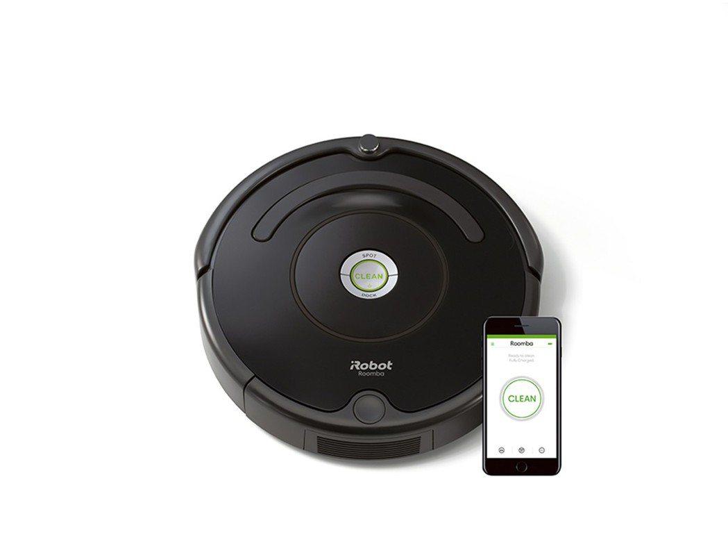 iRobot Roomba 670掃地機器人符合一般家庭基本打掃需求。 來思比科...
