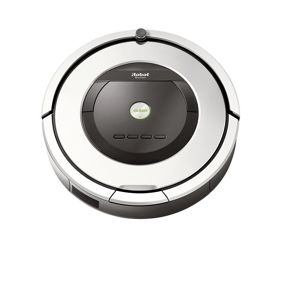 iRobot Roomba 860掃地機器人可滿足大坪數和寵物族毛髮清掃的需求。...