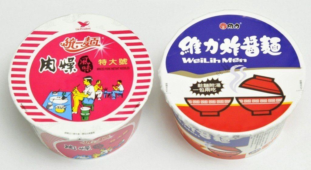 暢銷泡麵有網友分享「神美味吃法」,吃過的都紛紛大推這招。聯合報系資料照