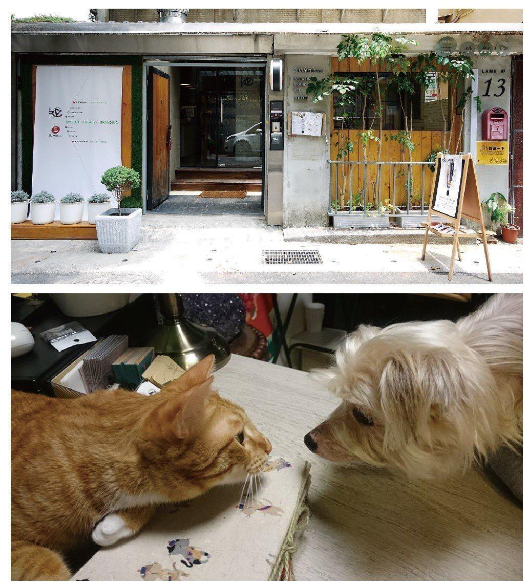 艾斯糖為一間與設計公司結合的複合式咖啡廳,從店外就能看出十分悠閒的氛圍;在這還有...