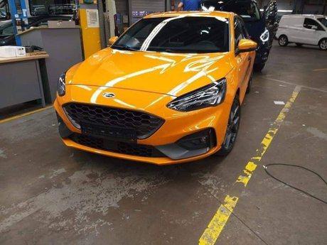 全新Ford Focus ST當眾捕獲 外觀內裝全都露