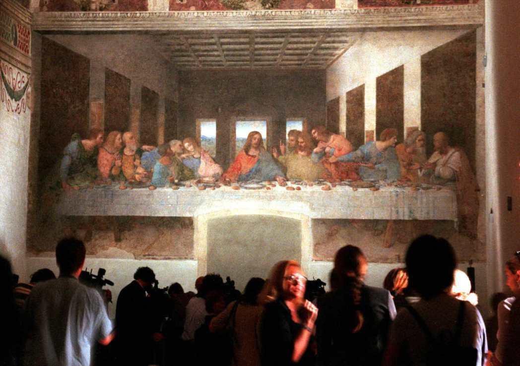 目前在羅浮宮的達文西逝世500周年策展計畫中,目前選定了那些義大利館藏作品尚未可...