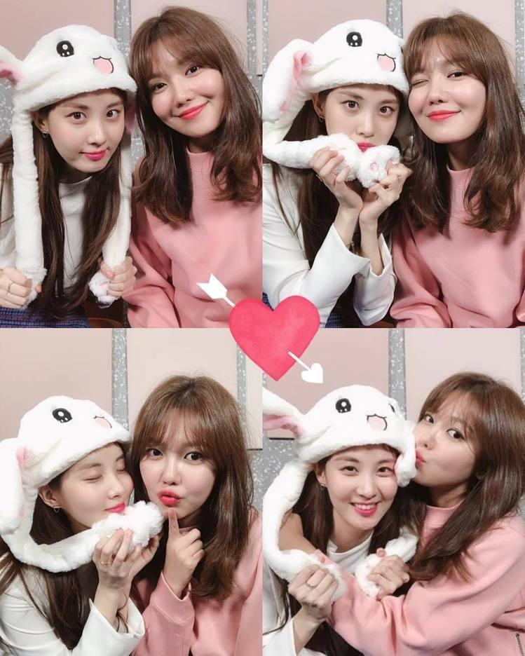 不知道大家最近是否有發現,韓國演藝圈掀起一股「兔子帽」風潮,從男偶像如EXO、W...