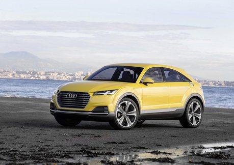 Q Family確定再一發 全新Audi Q4偽裝車首次捕獲!