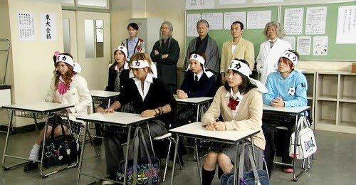 日劇《東大特訓班》。 圖片來源/影片擷圖