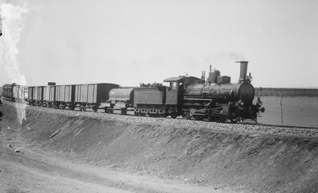 對德國人來說,從柏林出發的中東鐵路,或許是突破英國人的海上壟斷、進而讓德國政經影...