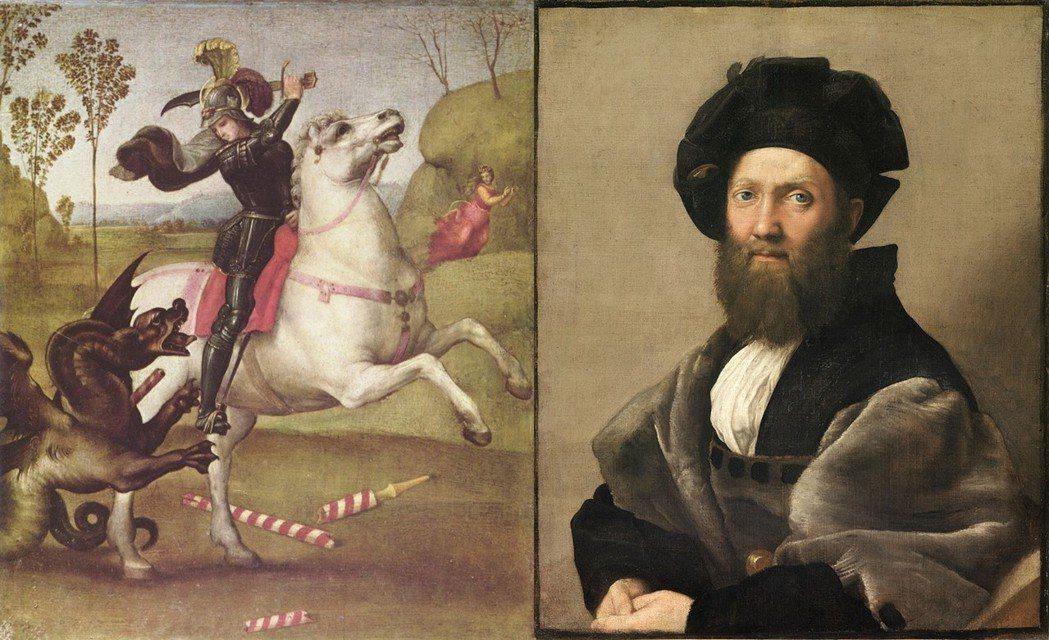 羅浮宮也願意在2020年出借拉斐爾(Raffaello Sanzio)的作品給義...