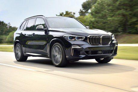 全新世代BMW X5發表在即 性能休旅X5 M50d同步重磅出擊