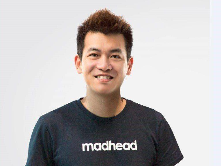 香港遊戲公司Madhead執行長曾建中看好手機直播產業,個人領頭其他投資單位投資...