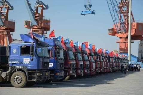 2013到2017年,巴國從中國的進口金額由66億,暴漲到150億,等於一半以上...